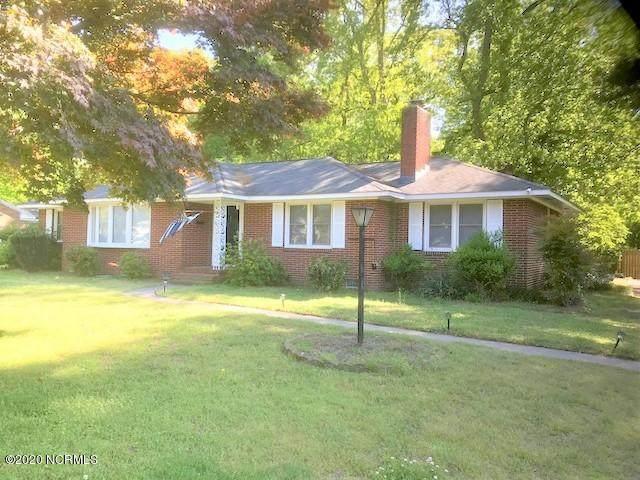 1021 S Howard Circle, Tarboro, NC 27886 (MLS #100248116) :: Frost Real Estate Team