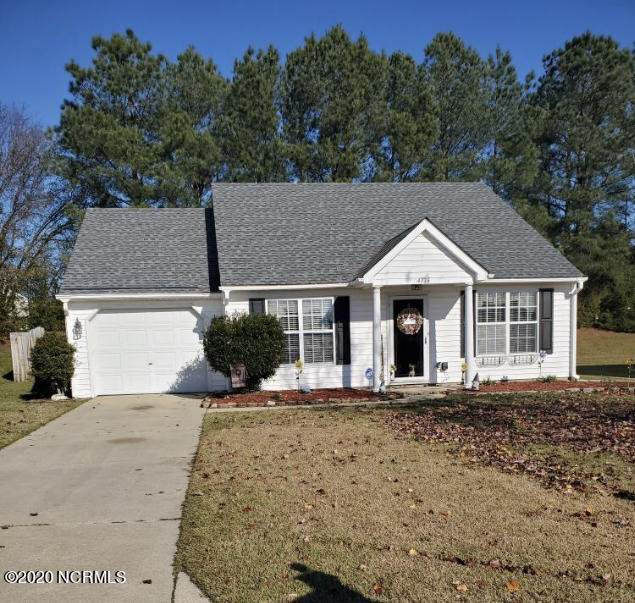 4736 Periwinkle Plaza, Rocky Mount, NC 27804 (MLS #100248684) :: The Legacy Team