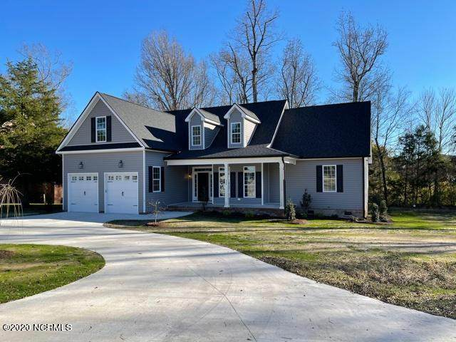 4304 Country Club Drive N, Wilson, NC 27896 (MLS #100250038) :: Donna & Team New Bern