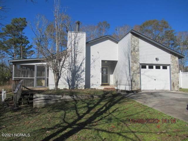 826 Mill River Road, Jacksonville, NC 28540 (MLS #100250962) :: Lynda Haraway Group Real Estate