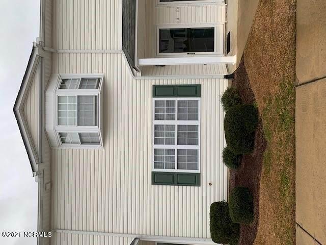 1201 Cross Creek Circle A-2, Greenville, NC 27834 (MLS #100251529) :: The Tingen Team- Berkshire Hathaway HomeServices Prime Properties