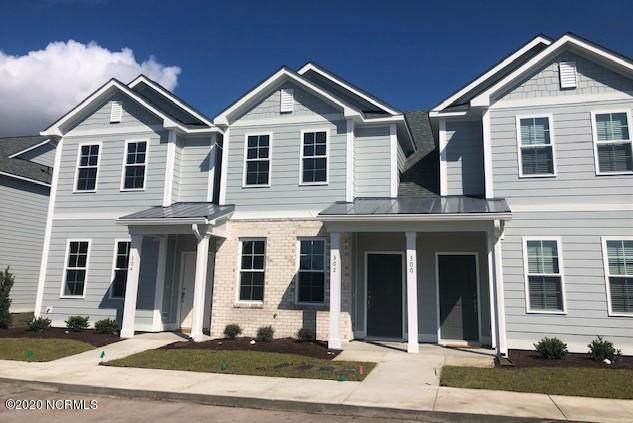 175 Old Murdoch Road #603, Morehead City, NC 28557 (MLS #100251694) :: Stancill Realty Group