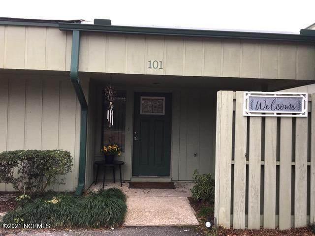 101 N Belvedere Drive #1, Hampstead, NC 28443 (MLS #100251896) :: The Cheek Team