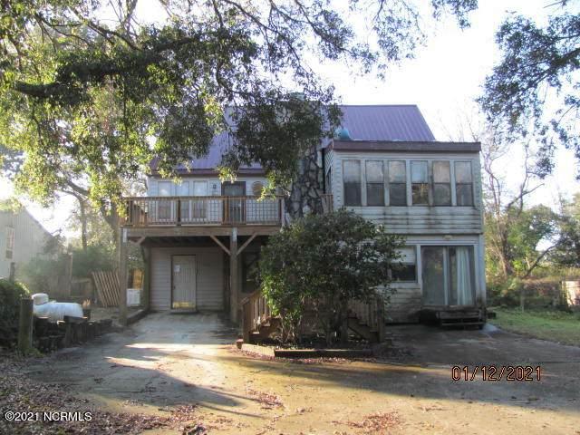 147 Hoop Pole Creek Drive, Atlantic Beach, NC 28512 (MLS #100252072) :: Barefoot-Chandler & Associates LLC