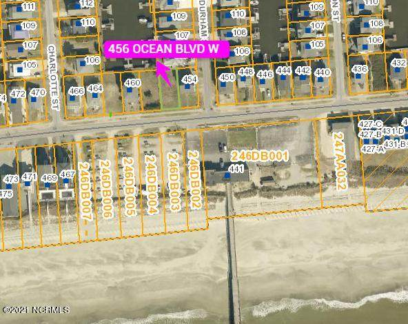456 Ocean Boulevard W, Holden Beach, NC 28462 (MLS #100252136) :: The Legacy Team