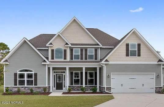 129 Summerset Landing Lot 75, Hampstead, NC 28443 (MLS #100252158) :: Frost Real Estate Team