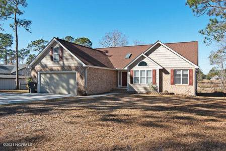 671 S Shore Drive, Southport, NC 28461 (MLS #100252348) :: Lynda Haraway Group Real Estate