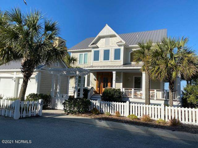 214 Row Boat, Bald Head Island, NC 28461 (MLS #100252374) :: Lynda Haraway Group Real Estate