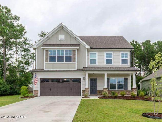 403 Canvasback Lane, Sneads Ferry, NC 28460 (MLS #100252556) :: Barefoot-Chandler & Associates LLC