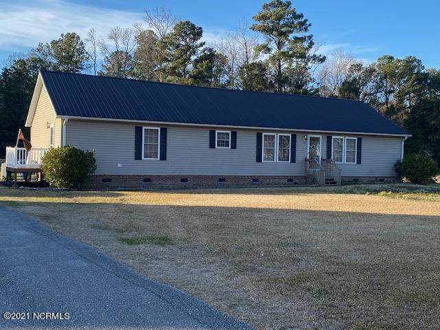 205 Godfrey Boulevard, Havelock, NC 28532 (MLS #100252619) :: Berkshire Hathaway HomeServices Hometown, REALTORS®