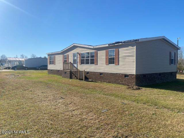1749 Gum Swamp Church Road, Greenville, NC 27834 (MLS #100252734) :: Stancill Realty Group