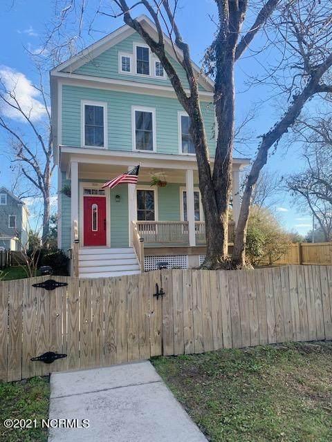 306 Mill Avenue, Jacksonville, NC 28540 (MLS #100252735) :: Berkshire Hathaway HomeServices Hometown, REALTORS®
