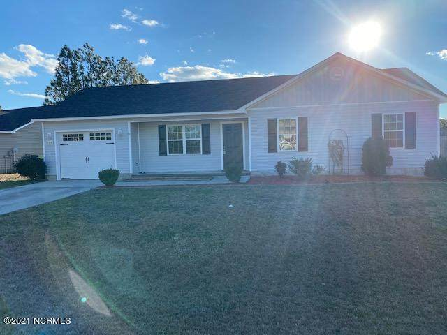 105 Marina Leigh Drive, Hubert, NC 28539 (MLS #100252751) :: Berkshire Hathaway HomeServices Hometown, REALTORS®