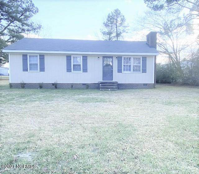 2801 Meadowbrook Road, Rocky Mount, NC 27801 (MLS #100252902) :: Stancill Realty Group