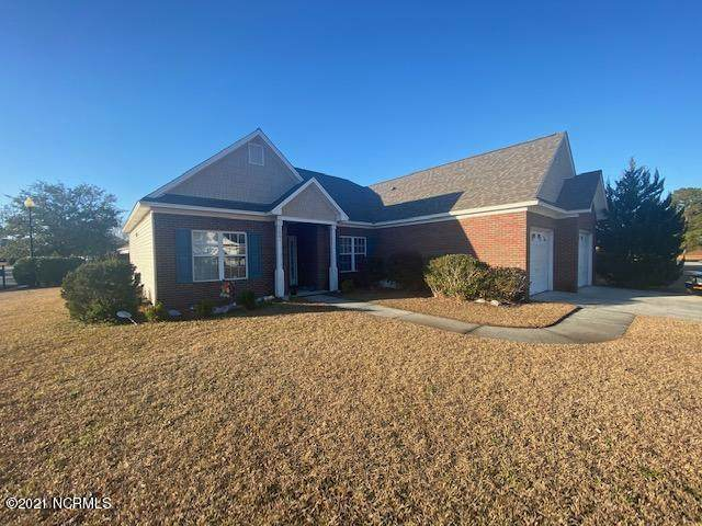 1001 Silver Maple Drive, Leland, NC 28451 (MLS #100253330) :: RE/MAX Essential