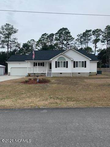 120 Robin Crescent, Cape Carteret, NC 28584 (MLS #100253427) :: Great Moves Realty