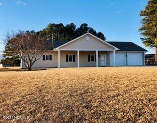 5298 Daniel Drive, Bailey, NC 27807 (MLS #100253552) :: Frost Real Estate Team