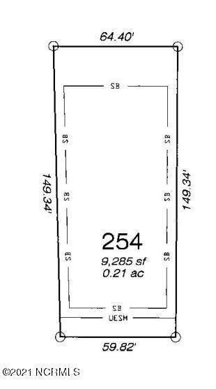108 Whispering Pine Lane, Holly Ridge, NC 28445 (MLS #100253584) :: Frost Real Estate Team