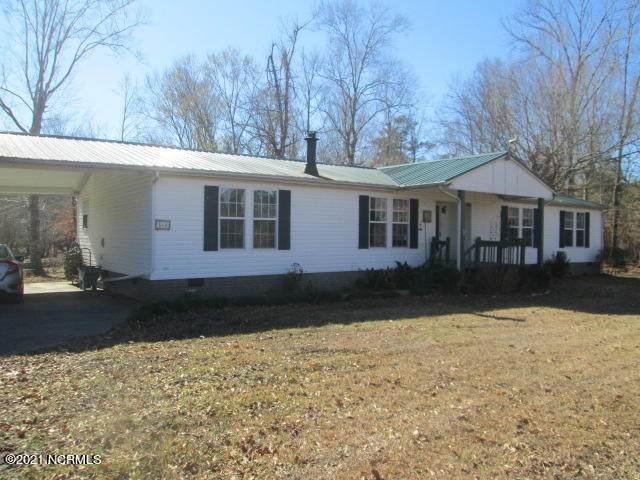 564 Old 30 Road, Jacksonville, NC 28546 (MLS #100253621) :: Castro Real Estate Team
