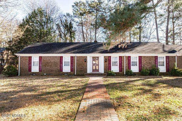 1207 Chauncey Drive, Tarboro, NC 27886 (MLS #100253632) :: Coldwell Banker Sea Coast Advantage