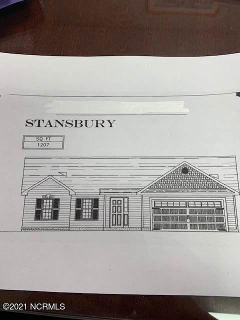 221 Church Road, Havelock, NC 28532 (MLS #100253694) :: David Cummings Real Estate Team