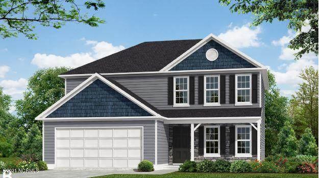 5957 Appomattox Drive, Wilmington, NC 28409 (MLS #100253708) :: RE/MAX Essential