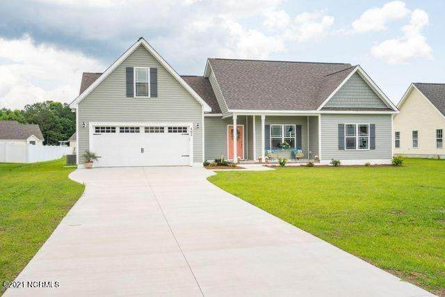 402 Moss Springs Drive, Swansboro, NC 28584 (MLS #100253937) :: Coldwell Banker Sea Coast Advantage