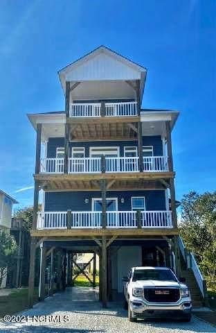 7022 7th Street, Surf City, NC 28445 (MLS #100254955) :: Thirty 4 North Properties Group