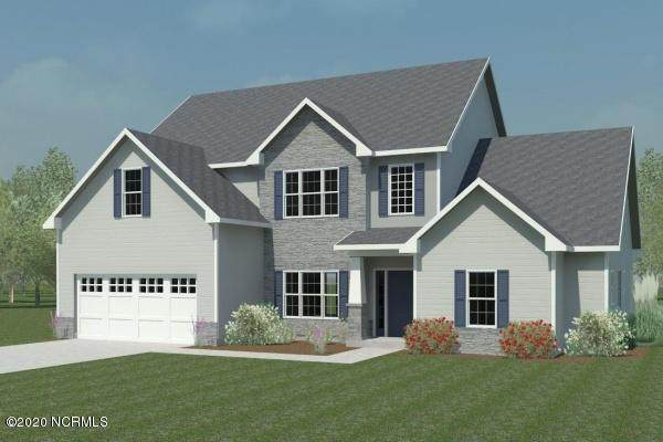 861 Habersham Avenue, Rocky Point, NC 28457 (MLS #100255137) :: Courtney Carter Homes