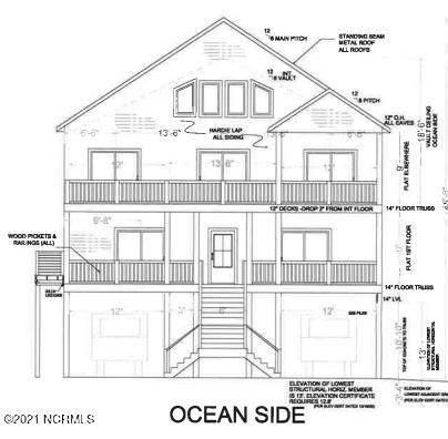 439 Hampton Colony Circle, North Topsail Beach, NC 28460 (MLS #100255232) :: Courtney Carter Homes