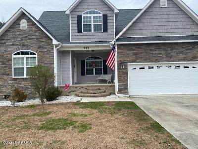 313 Iverleigh Lane, Jacksonville, NC 28540 (MLS #100256133) :: Thirty 4 North Properties Group