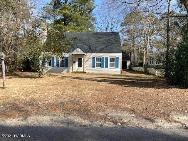 210 College Avenue, Washington, NC 27889 (MLS #100256215) :: Thirty 4 North Properties Group