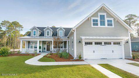 8559 Safflower Way NE, Leland, NC 28451 (MLS #100256955) :: The Oceanaire Realty