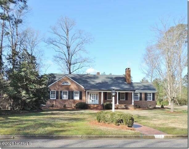 1111 Woodland Drive NW, Wilson, NC 27893 (MLS #100257056) :: Barefoot-Chandler & Associates LLC