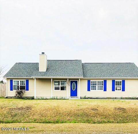323 Foxridge Lane, Hubert, NC 28539 (MLS #100257217) :: Stancill Realty Group