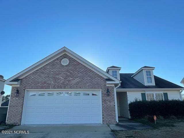 2805 Noah Court, Greenville, NC 27834 (MLS #100257222) :: Carolina Elite Properties LHR