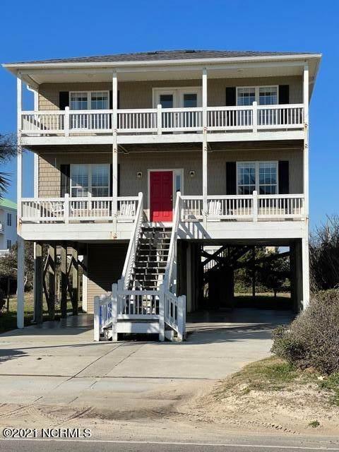 2338 W Beach Drive, Oak Island, NC 28465 (MLS #100257713) :: Vance Young and Associates