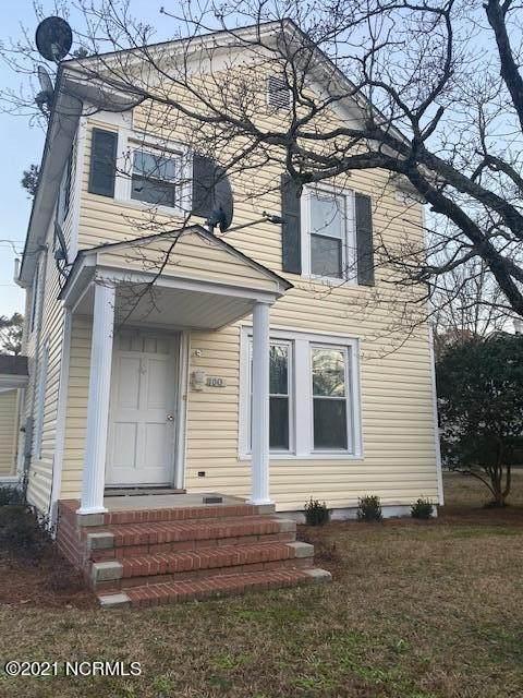 1009 N Market Street, Washington, NC 27889 (MLS #100257869) :: David Cummings Real Estate Team