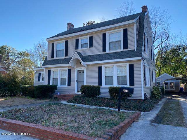 404 S Elm Street, Greenville, NC 27858 (MLS #100258116) :: Castro Real Estate Team