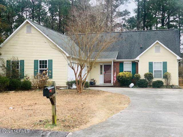 105 Yellowwood Drive, Jacksonville, NC 28546 (MLS #100258138) :: CENTURY 21 Sweyer & Associates