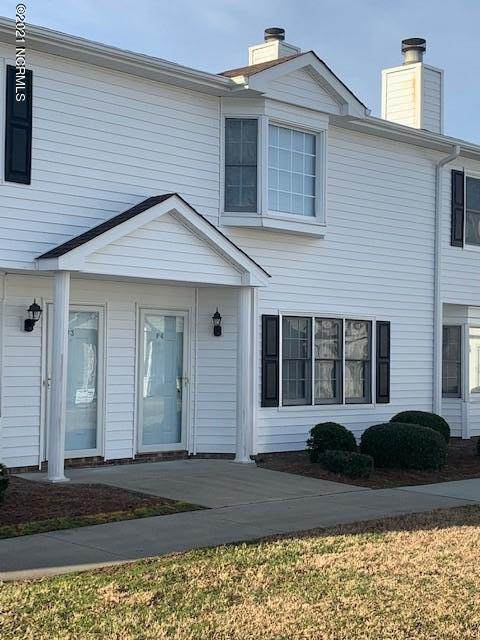 3264 Landmark Street F-4, Greenville, NC 27834 (MLS #100258234) :: Castro Real Estate Team