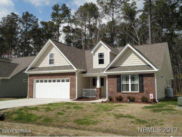 409 Peregrine Ridge Drive, New Bern, NC 28560 (MLS #100258329) :: Carolina Elite Properties LHR