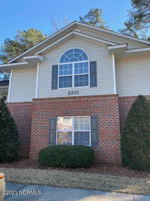 2213 Locksley Woods Drive H, Greenville, NC 27858 (MLS #100258418) :: The Cheek Team