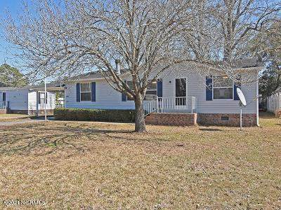 5151 Green Heron Drive SW, Shallotte, NC 28470 (MLS #100258543) :: Donna & Team New Bern