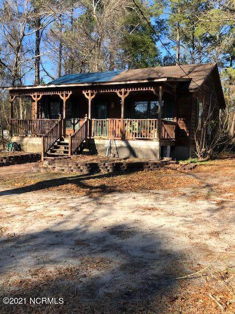 950 Sand Ridge Road, New Bern, NC 28560 (MLS #100258572) :: David Cummings Real Estate Team