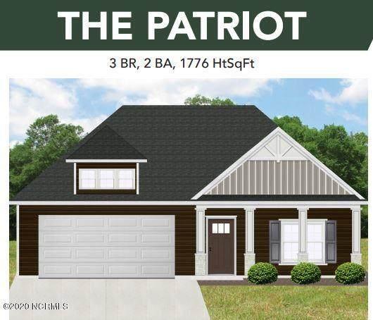 134 Longhorn Road, Jacksonville, NC 28546 (MLS #100258581) :: Courtney Carter Homes