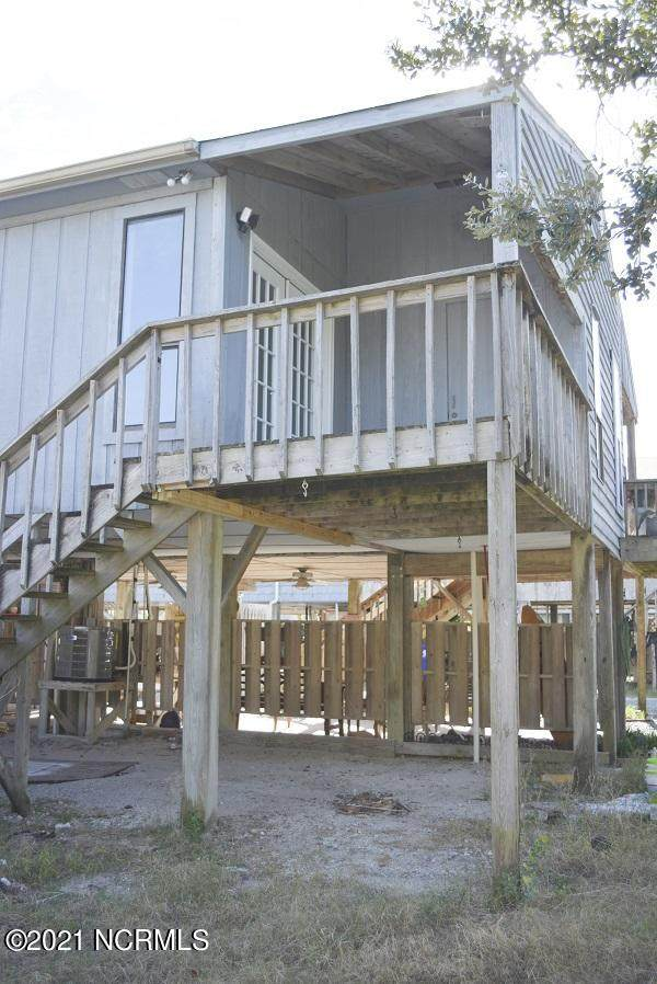 221 Sandpiper Drive, North Topsail Beach, NC 28460 (MLS #100258594) :: David Cummings Real Estate Team