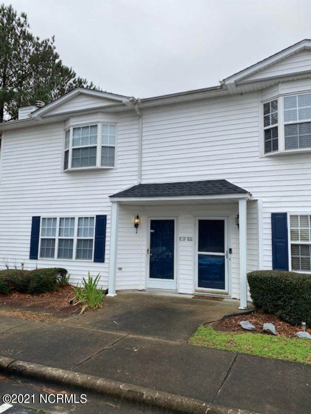 1025 Spring Forest Road E2, Greenville, NC 27834 (MLS #100258711) :: Vance Young and Associates