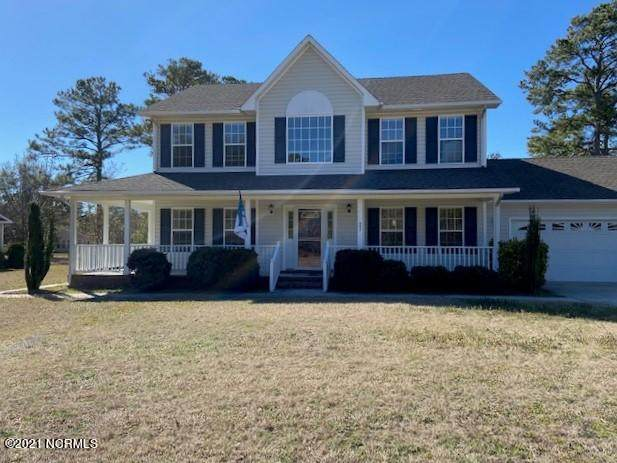 442 Star Hill Drive, Cape Carteret, NC 28584 (MLS #100258834) :: Barefoot-Chandler & Associates LLC