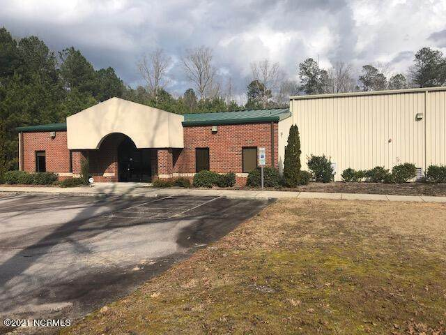 2301 Industrial Park Drive, Wilson, NC 27893 (MLS #100258839) :: Great Moves Realty